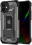 """Чехол Spigen для iPhone 12 mini (5.4"""") Nitro Force, Clear (ACS01755)"""