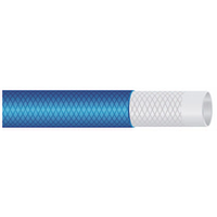 "Комплектуючі rudes Шланг арм.""Silicon pluse blue"" 1/2"" L30"