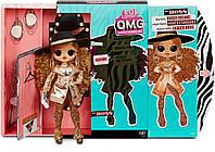 Кукла  Лол ОМГ Леди Босс L.O.L. LOL Surprise OMG Da Boss Doll 567219 оригинал