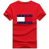 Чоловіча футболка у стилі Tomy томмі хілфігер, фото 6