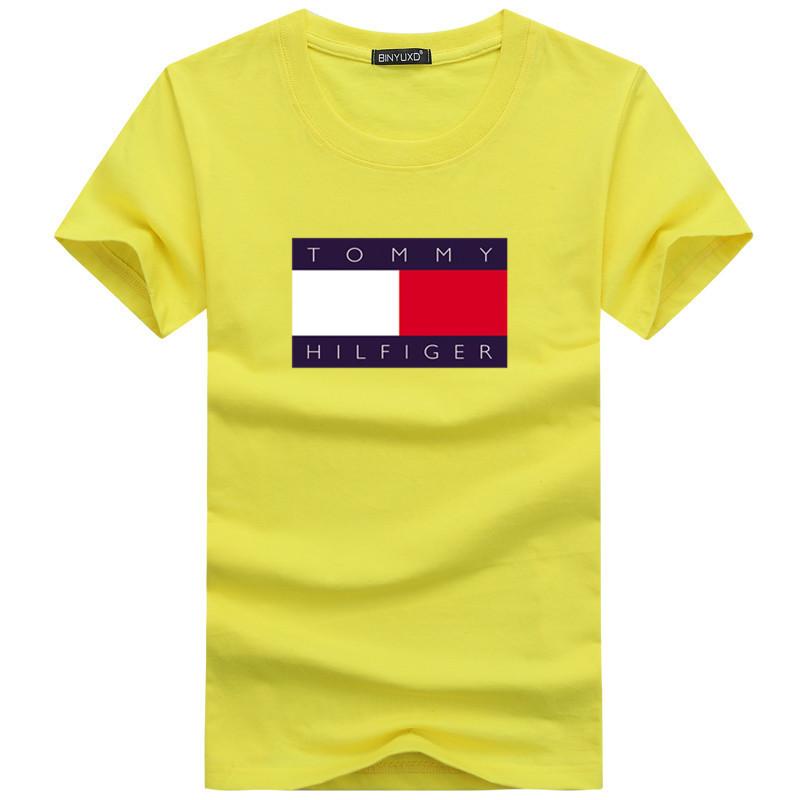 Чоловіча футболка у стилі Tomy томмі хілфігер