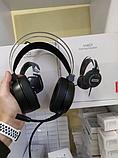 Проводная  игровая гарнитура Lenovo H401 для геймеров с шумоподавлением, фото 6
