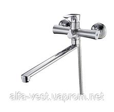 Змішувач для ванної FAB7-А020 SOLONE