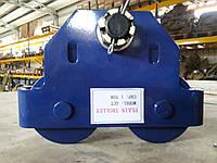 Каретка для тали грузоподъемностью 5 тонн, фото 1