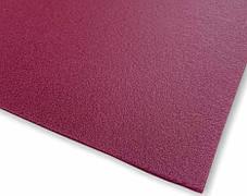 Цветной вспененный полиэтилен ппэ для декора 3002 (Винный)