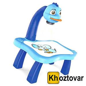 Стол детский для рисования со светодиодной подсветкой   Комплект для рисования