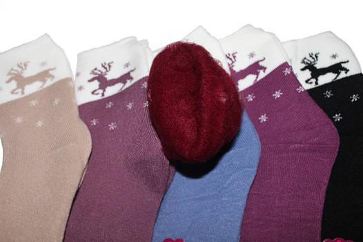 Женские носки с начёсом 37-41 «Ласточка», фото 2