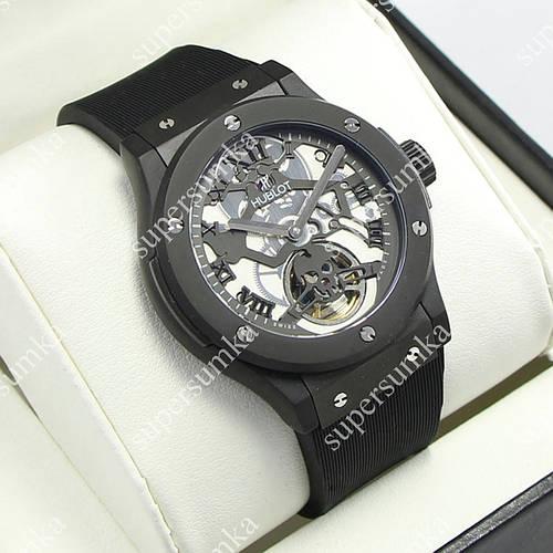Механические наручные часы Hublot Classic Fusion Tourbillon Skull AAA 1243