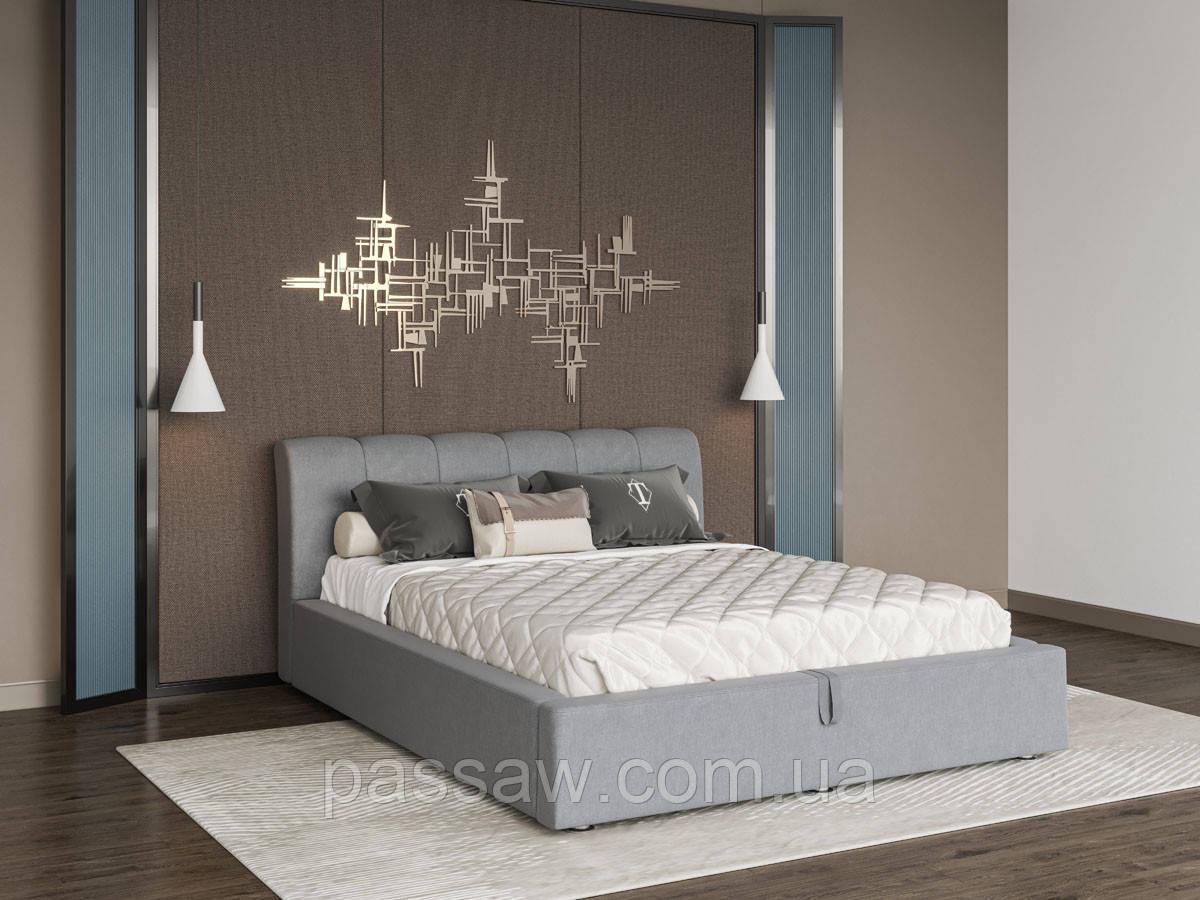 Ліжко Кароліна-6 з підйомним механізмом 1,6