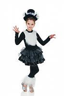 Карнавальный костюм Кошка Кошечка черная