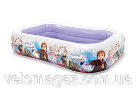 """Детский надувной бассейн Intex 58469, """"Frozen"""" размер 262*175*56 см"""