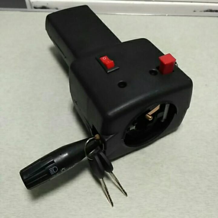 Панель переключателей в сборе мототрактора