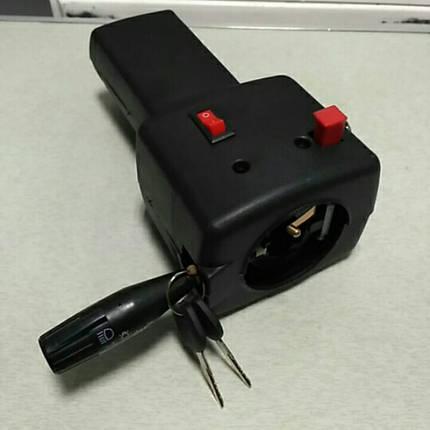 Панель переключателей в сборе мототрактора, фото 2