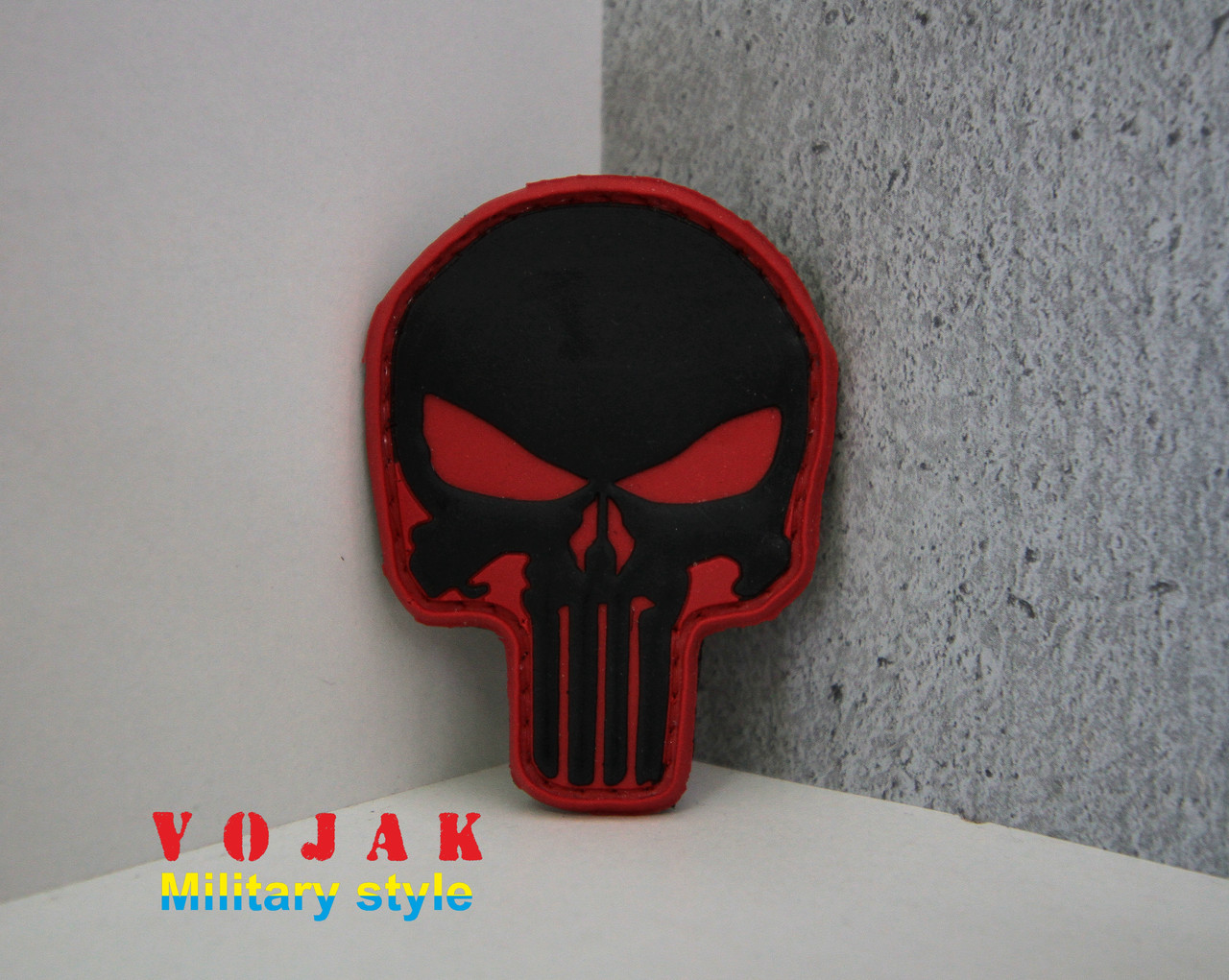 Шеврон ПВХ Punisher (Каратель)