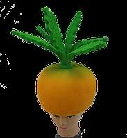 Маска-шляпа Репка