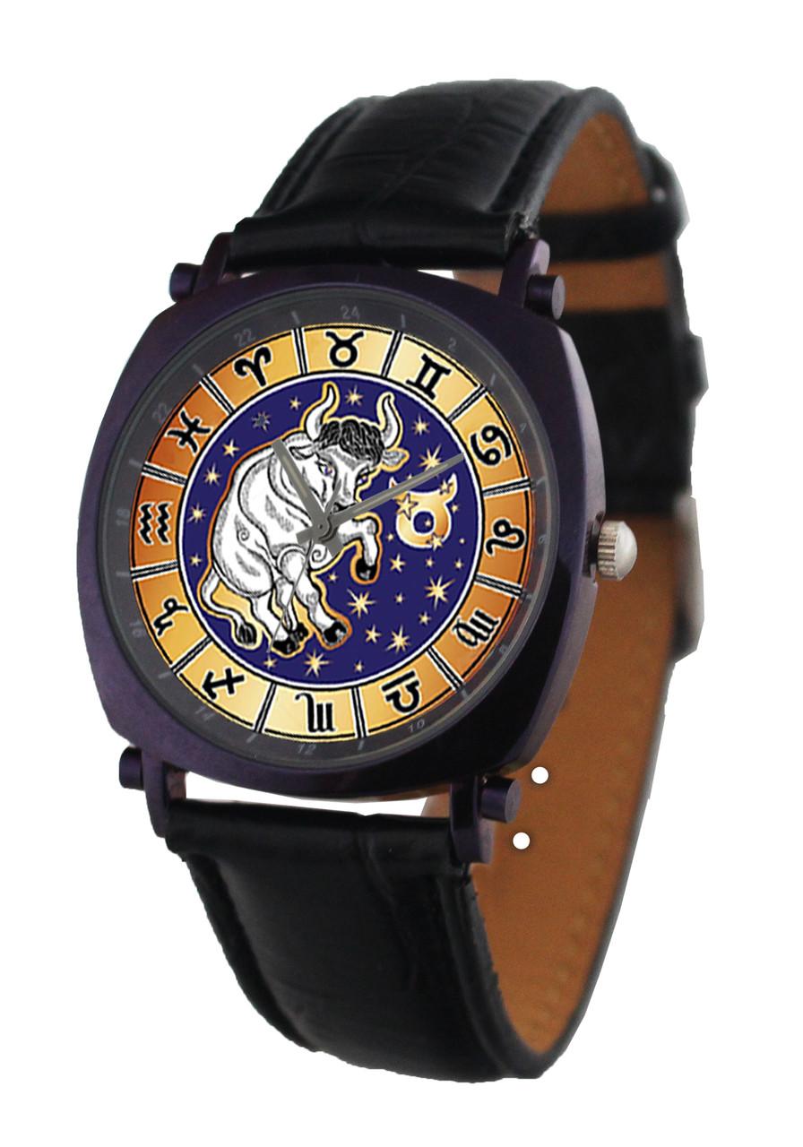 Жіночий дизайнерський годинник Знак зодіаку Тілець