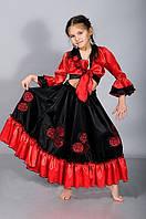 Детский карнавальный костюм Цыганочка Цыганка