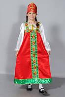 Детский карнавальный костюм Русская красавица Аленушка