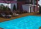 """Композитный бассейн """"Комо 10"""" 9,26х4х1,5 м, с переливом, фото 5"""