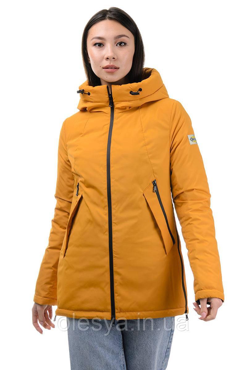 Модная демисезонная женская куртка Томми Размеры 42 - 56