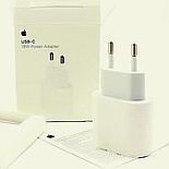Зарядка для IPhone 11 18W Type-C, фото 3
