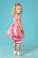 Костюм Кукла Бабочка Мотылек Розовая Фея 134