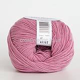 Пряжа Drops Baby Merino (цвет 27 old pink), фото 2