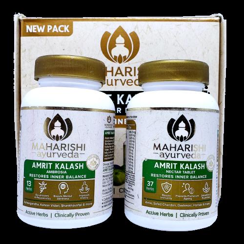 Махариши Амрит Калаш, MAK MA5+МА4 без сахара - востановление всех функций организма, антиоксидант, профилактик