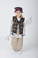 Карнавальный костюм Баба Яга Бабка ведьма