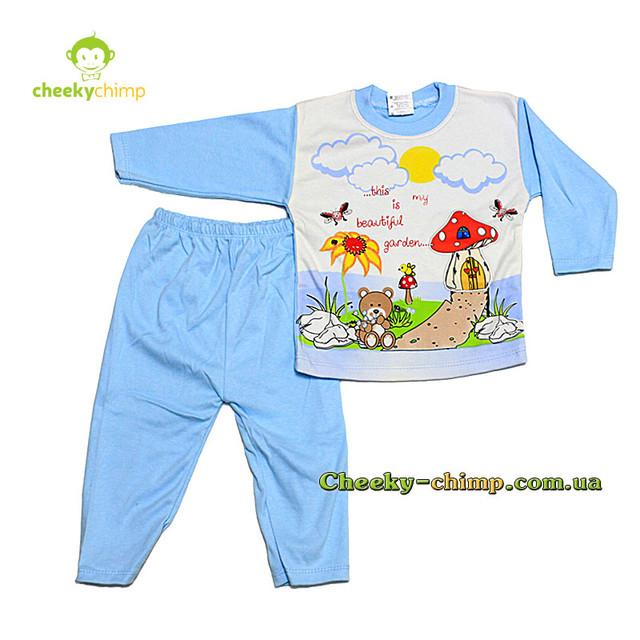 Пижама на мальчика 1 год