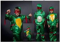 Карнавальный костюм Черепашка Ниндзя (Рафаэль)