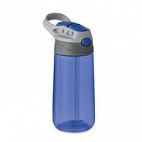 Пляшка для напоїв 450 мл, тритан під нанесення зображення або логотипа замовника