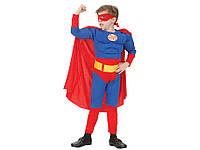 Карнавальный костюм Супермен с мускулами
