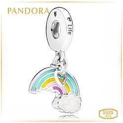 Пандора Подвеска «Радуга» Pandora 797016ENMX