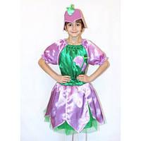 Карнавальный костюм Колокольчика (фиолетовый)