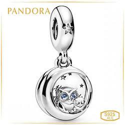 Пандора Шарм Подвеска Всегда рядом Pandora 798398NBCB