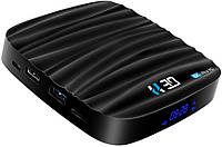 Приставка Topsion TV-BOX H30   4/64 GB   Rockchip RK3318   Android TV Box, фото 1