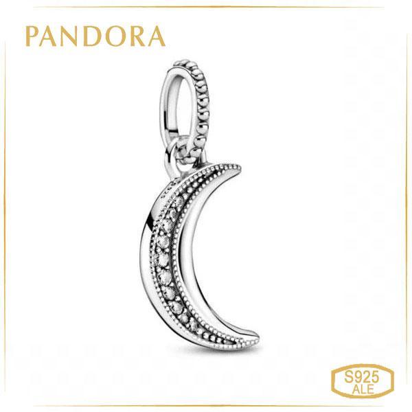 Пандора Кулон Блискучий півмісяць Pandora 399184C01