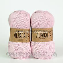 Пряжа Drops Alpaca (цвет 3112 dusty pink)