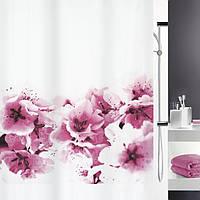Шторка для ванной Spirella Amanda 180x200 Polyester Розовая (10.15174), фото 1