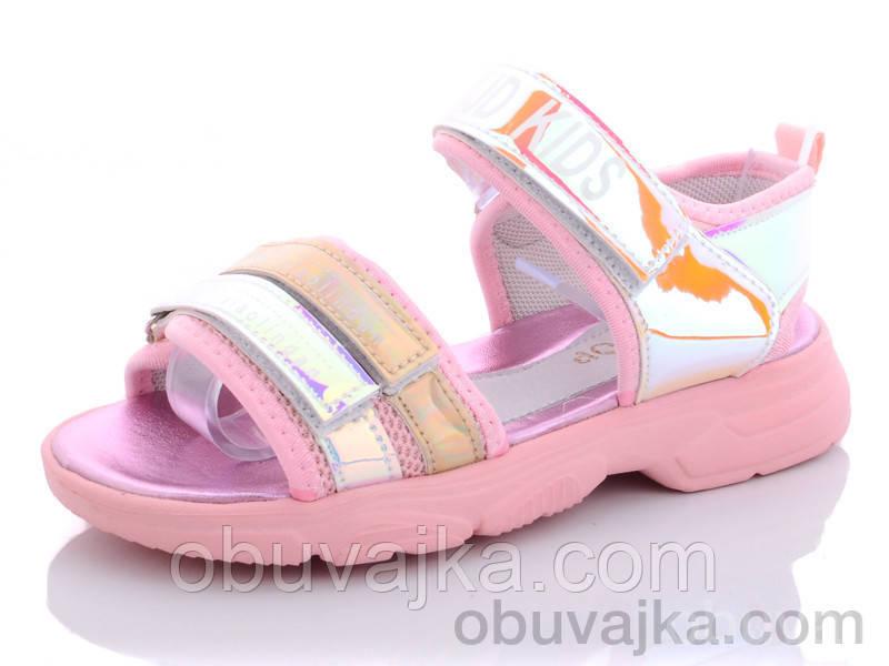 Летняя обувь оптом Босоножки  для девочки от производителя Ytop(рр 30-37)