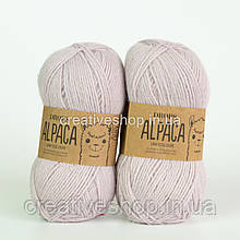 Пряжа Drops Alpaca (цвет 4010 light lavender)