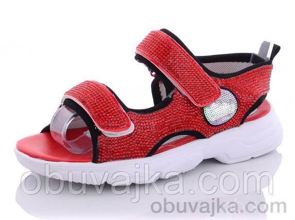 Летняя обувь оптом Босоножки  для девочки от производителя Ytop(рр 30-37), фото 2