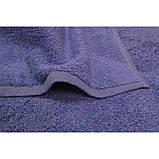 Махровая хлопковая простынь Tм Iris Home Lavanta  155*220, фото 3