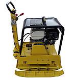 Виброплита бензиновая Honda HZR-330 (реверсивная), фото 2