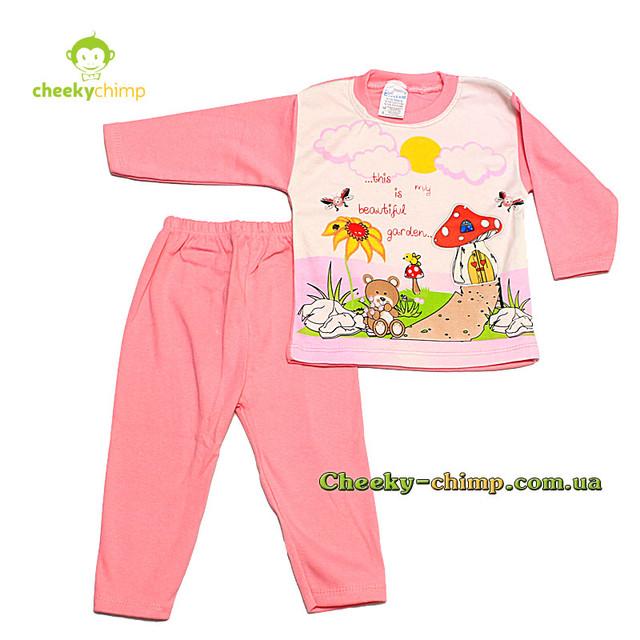 Пижама для девочки 1 год