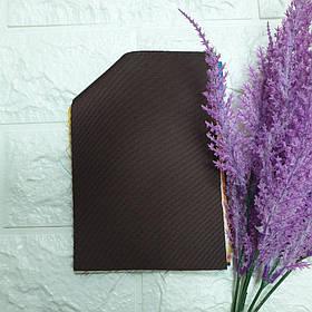 Ткань для тента с полиуретановой пропиткой Монако Коричневый