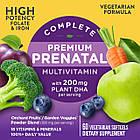Nature's Way Alive!® Complete Prenatal Multi-Vitamin Berry витамины для беременных и кормящих с Omega -3 60 ЖК, фото 2