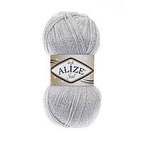 Алізе Sal simli(сал сімлі) - 362 світло сірий