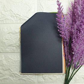 Ткань для тента с полиуретановой пропиткой Монако Темно-серый